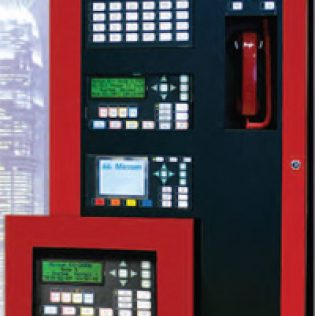 Fire & Alarm System Integrated with Voice Alarm