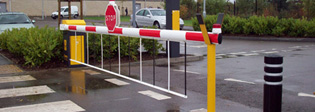 vehicle-security-gate